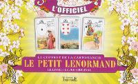 Le petit Lenormand, le coffret de la cartomancie : le livre, le jeu original : l'officiel