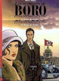 Les aventures de Boro reporter-photographe, La dame de Berlin, 1