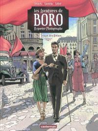 Les aventures de Boro reporter-photographe, Volume 2, Le temps des cerises. Volume 2