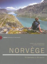 Norvège : 96 itinéraires à découvrir