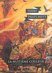 Les annales du Disque-monde. Volume 1, La huitième couleur