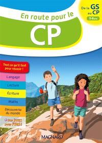 En route pour le CP : de la GS au CP, 5-6 ans