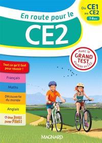 En route pour le CE2 : du CE1 au CE2, 7-8 ans