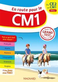 En route pour le CM1 : du CE2 au CM1, 8-9 ans