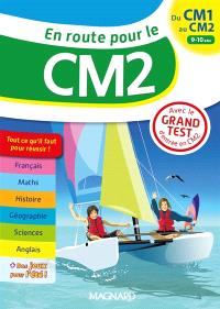 En route pour le CM2 : du CM1 au CM2, 9-10 ans