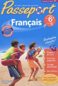 Passeport français, de la 6e vers la 5e