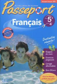 Passeport français, de la 5e vers la 4e