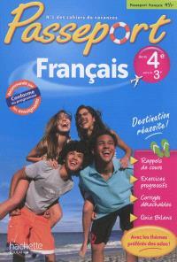 Passeport français, de la 4e vers la 3e