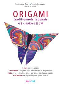 Origami traditionnels japonais