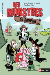 Des monstres au camping