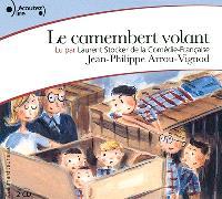 Histoires des Jean-Quelque-Chose, Le camembert volant