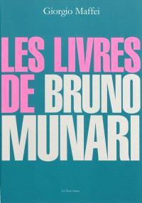 Les livres de Bruno Munari