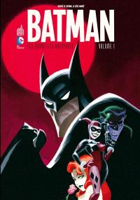 Batman : les nouvelles aventures. Volume 1