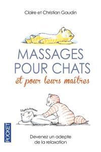 Massages pour chats et pour leurs maîtres : devenez un adepte de la relaxation