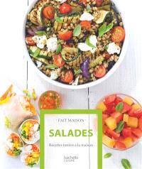 Salades : recettes testées à la maison