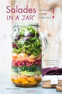 Salades in a jar : les petites salades à emporter !