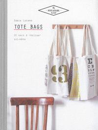 Tote bags : 20 sacs à réaliser soi-même