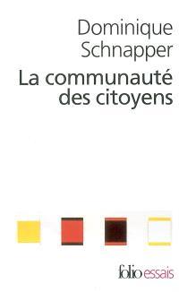 La communauté des citoyens : sur l'idée moderne de nation