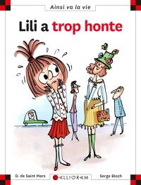 Lili a trop honte