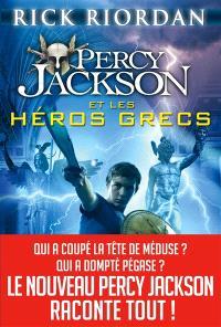 Percy Jackson, Percy Jackson et les héros grecs