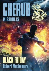 Cherub. Volume 15, Black Friday