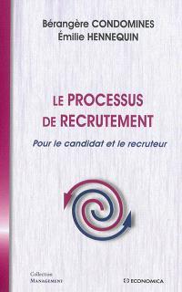 Le processus de recrutement : pour le candidat et le recruteur