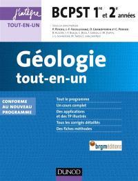Géologie tout-en-un : BCPST 1re et 2e années