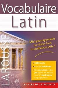 Vocabulaire latin