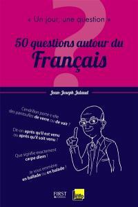 50 questions autour du français