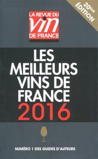 Les meilleurs vins de France : 2016