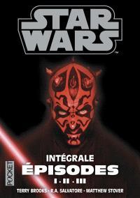 Star Wars : prélogie : intégrale épisodes I, II, III