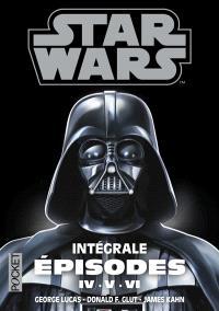 Star Wars : intégrale épisodes IV, V, VI : trilogie fondatrice