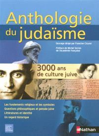 Anthologie du judaïsme : 3.000 ans de culture juive