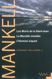 Intégrale Wallander. Volume 3