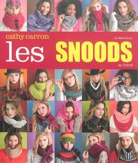 Les snoods au tricot