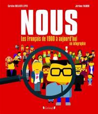 Nous : les Français de 1900 à aujourd'hui en infographie