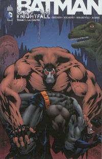 Batman : knightfall. Volume 1, La chute