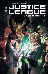 Justice league, Crise d'identité