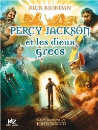 Percy Jackson, Percy Jackson et les dieux grecs