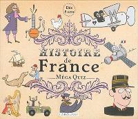 Histoire de France : méga quiz