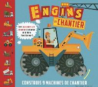 Engins de chantier : construis 9 machines de chantier