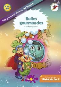 La planète des Alphas, Bulles gourmandes : album : recommandé CP, 6 à 8 ans