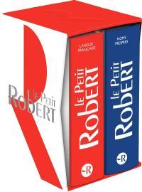 Coffret Petit Robert 2016