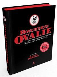 Boucherie Ovalie : la vie est trop courte pour comprendre le rugby, alors autant en rigoler