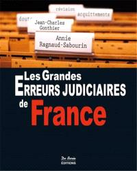 Les grandes erreurs judiciaires de France