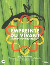 Empreinte du vivant : l'ADN de l'environnement