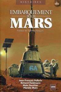 Embarquement pour Mars : 25 défis à relever