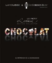 Le petit Larousse chocolat