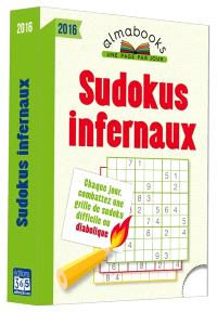 Sudokus infernaux 2016