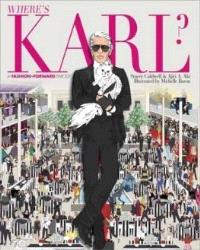 WHERE'S KARL A FASHION-FORWARD PARODY /ANGLAIS